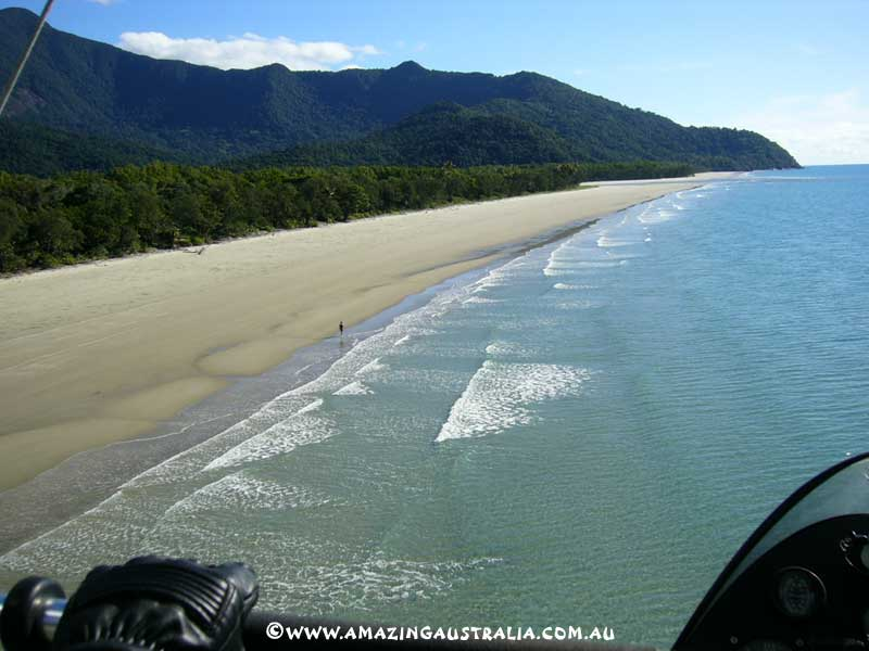 noah beach at cape tribulation