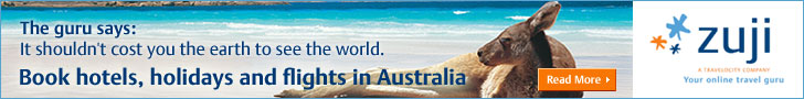 book cheap australian flights and accommodation