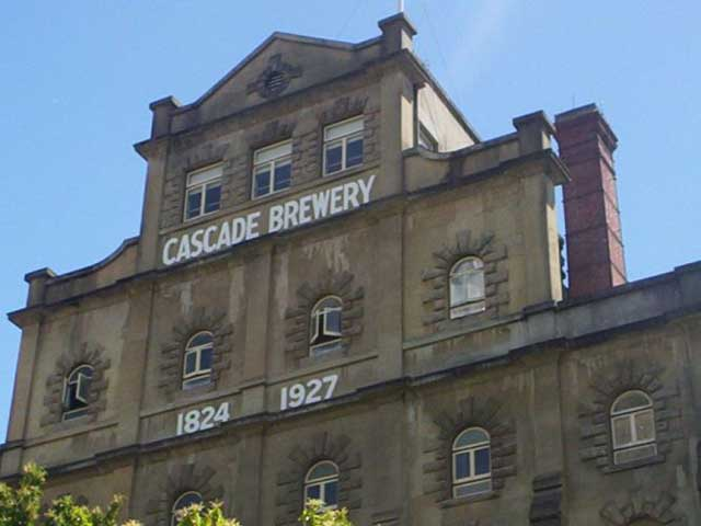 cascade brewery in hobart