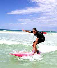 surfing perth australia