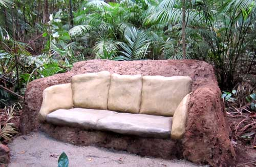 concrete jungle lounge