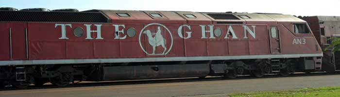 the ghan from adelaide to darwin