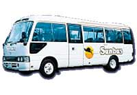 melbourne airport transfer bus